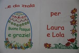 Da Itala, una bimba cresciutella