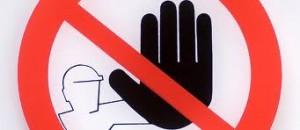 vietato-laccesso